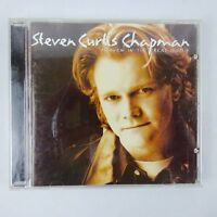 Steven Curtis Chapman Heaven in the Real World CD 1994 Sparrow Records