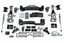"2015-2016 Ford F-150 Pickup 4WD 6"" BDS Suspension Lift Kit *FOX SHOCKS* [1506H]"