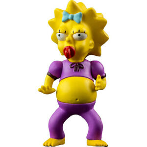 """The Simpsons -25th Anniversary - Maggie in Jumpsuit 5"""" Action Figure"""