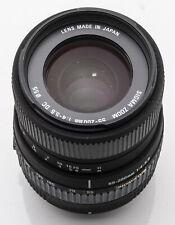 Sigma Zoom 55-200mm 55-200 mm 4-5.6 DC - Olympus digital Four Thirds 4/3