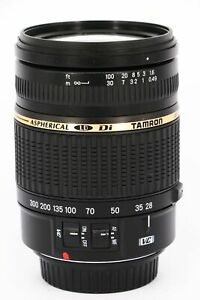 TAMRON 28-300mm f/3.5-6.3 XR Di VC  Canon EF   Professionally tested