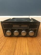 Vintage Chevrolet 1968 Impala Caprice Factory 8 Track Stereo Player