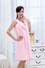 Ladies WEARBALE Towel Wrap Sauna Spa Body Bath Robe Christmas Gift Idea Present Baby Pink