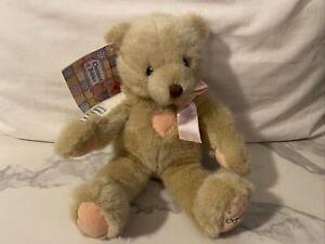 """Cherished Teddies Betty """"I'll Always Be Your Little Teddy"""" Plush 06038"""