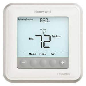 Honeywell T6 Pro Digital Programmable Thermostat - TH6220U2000/U