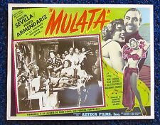 RUMBERA SEXY NINON SEVILLA Mulata LOBBY CARD PHOTO 1953 BAILARINAS CUBANAS NMINT
