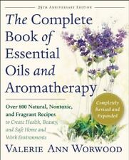 THE COMPLETE BOOK OF ESSENTIAL OILS AND AROMATHERAPY - WORWOOD, VALERIE ANN - NE