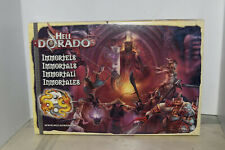 Hell Dorado Immortals: Imperial Chinese Warriors & Demons (Warhammer Chaos)