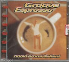 GROOVE SIX BALANCO QUINTETTO X ZONA 45 TEMPO 5 PAOLO ACHENZA CD 1997 SEALED