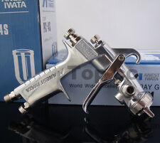 ANEST IWATA SPRAY GUN W-101 Gravity Feed Paint Spray Gun 1.3mm H4 Nozzle  Cup
