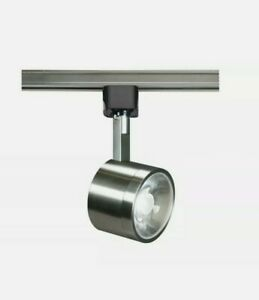 Nuvo Lighting TH407- BN 12W LED Track Head Round Brushed Nickel