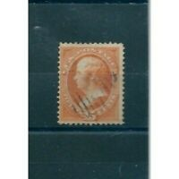 1870-71 ÉTATS UNI USA 15 c ORANGE N 50 D'OCCASION CAFFAZ MF17024