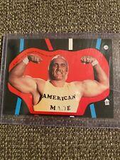 wwe HULK HOGAN  1985 card