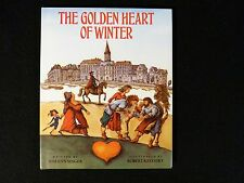 The Golden Heart of Winter,Marilyn Singer (1991, HC with DJ)1st ptg, use as gift