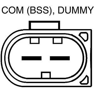 Remanufactured Alternator Remy 12891
