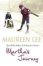 Martha's Journey by Maureen Lee (Paperback) New Book