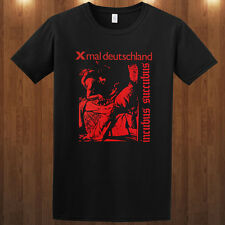 Xmal Deutschland Incubus Succubus tee gothic rock band t-shirt S M L XL 2XL 3XL