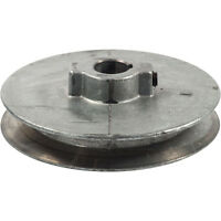 "Chicago Die Cast Single V Grooved Pulley 1/2"" BORE  NEW!"