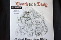 "Michael Raven Joan Mills Death And The Lady RSD Ltd 180g 12"" vinyl LP New/Sealed"
