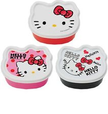NEW SANRIO HELLO KITTY 3 Diecut KT Pack Container (Brand New)