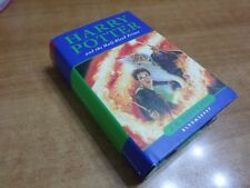 J.K. Rowling HARRY POTTER AND THE HALF-BLOOD PRINCE 1^ed. UK 2005 errore pag. 99