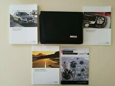 2016 Audi Q5 And Sq5 Owner'S Manual Set With Case.Oem.