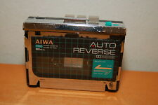 Rare Aiwa Hs-P200 Stereo Cassette Player for Parts or Repairs