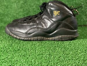 Nike Air Jordan 10 NYC 310805 012 Youth 6Y
