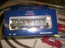 Liliput Modellbahn-Personenwagen der Spur H0 für Gleichstrom