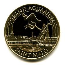 35 SAINT-MALO Aquarium, Les remparts 2, Corsaire, 2016, Monnaie de Paris