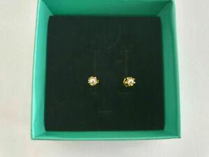 Ohrringe mit Perle 585 Gold Damen Ohrstecker Goldschmuck Neu