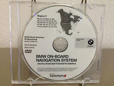 2004 2005 2006 2007 2008 2009 BMW Navigation DVD Disc 2013 Western U.S. Update