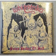Whipstriker-seven inches of Hell DLP