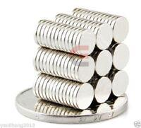 schneller Briefversand 500 x Neodym Magnete6 x 1 mm Super Magneten Minimagnete