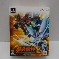 Super Robot Wars OG Saga Masou Kishin F Coffin of The End Limited Edition PS3