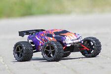 Traxxas TRX 71076 purple  violett  1:16 TSM BLUEX VXL RTR Brushless NEU in OVP