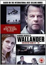 Wallander: Collected Films 27-32 [Swedish Series](DVD)~~~Krister Henriksson~~NEW