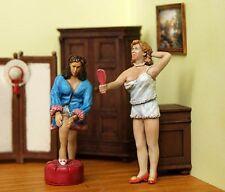 Plus Model 1:35 Girls Resin Figure Kit #149