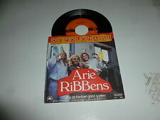 "ARIE RIBBENS - De Polonaise - 1988 Dutch 2-track 7"" Juke Box Single"