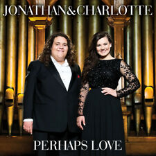 JONATHAN & AND CHARLOTTE ( NEW SEALED CD ) PERHAPS LOVE ( BRITAIN'S GOT TALENT )