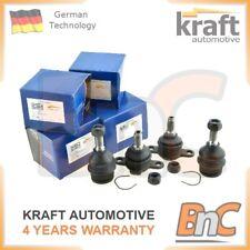4x GENUINE KRAFT AUTOMOTIVE HEAVY DUTY FRONT BALL JOINTS VW TRANSPORTER T4