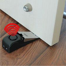 2016 Home Door Stop Alarm Portable Wireless Alert System Travel Safe Trigger HN