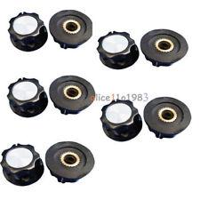 10PCS 16 mm TOP Rotary Control Turning Knob pour Trou 6 mm Dia. arbre potentiomètre