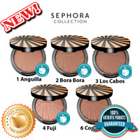 SEPHORA COLLECTION Bronzer Powder Available in 5 Color Shade, Free Ship (0.3 oz)