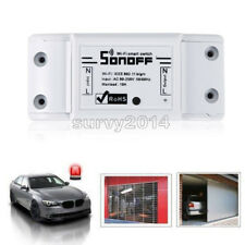DIY ITEAD Sonoff Smart Home WiFi Wireless Switch Module for Apple Android APP
