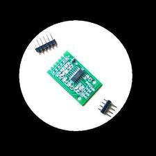 NEU Arduino HX711 Sensor Dual-Channel 24 Bit Precision A/D Module mit Wägezelle