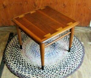 "Vintage Lane 18"" Snack Table Style No 900-18 Dovetailed Oak/Fruitwood"