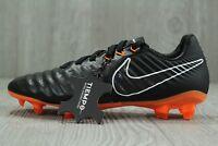 35 Nike Jr Tiempo Legend VII Elite FG 4Y - 6Y Soccer Cleats Black AH7258-080