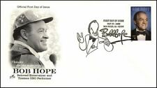 2009 BOB HOPE ~ ART CRAFT FIRST DAY COVER