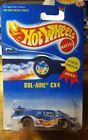 HOT WHEELS ~ SOL-AIRE CX4 ~ (Ltd Diecast) NIP FREE SHIPPING *Gold Medal Speed*